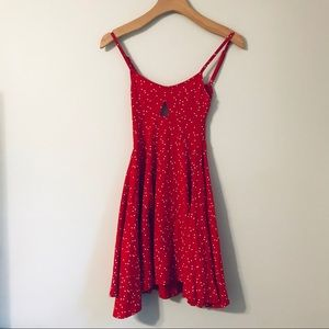 byCORPUS Polka Dot Dress